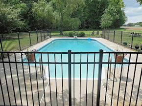 Denton pool deck cleaned