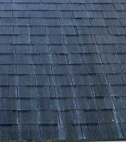 no pressure roof cleaning on cedar roof